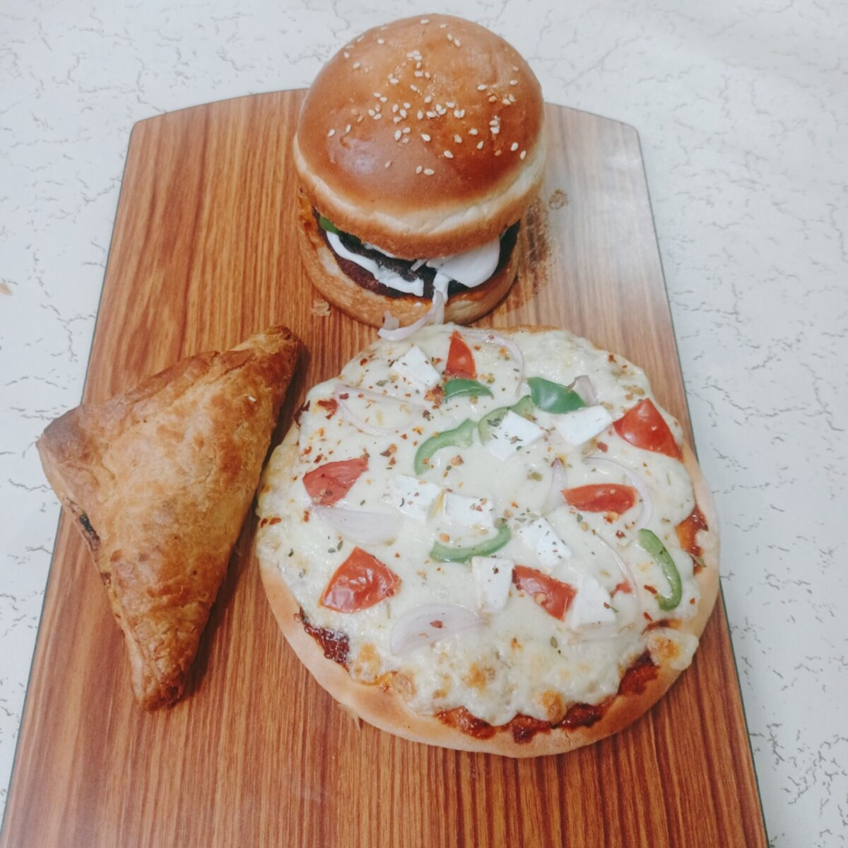Burger Pizza Patty in Asansol