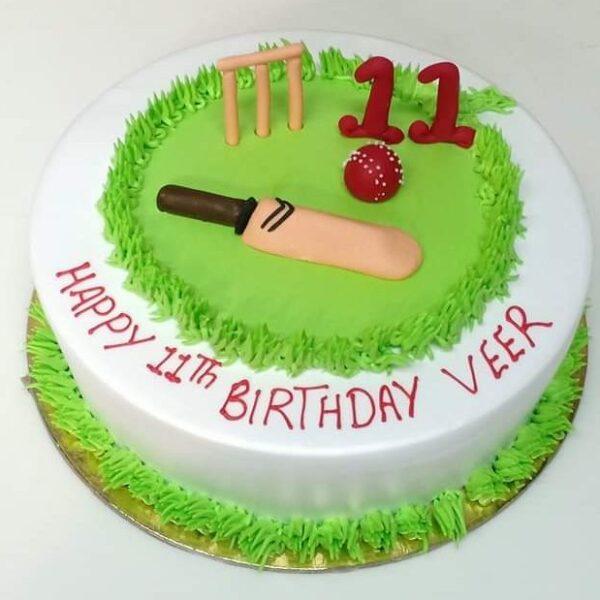 Cricket Ground Cake in Asansol