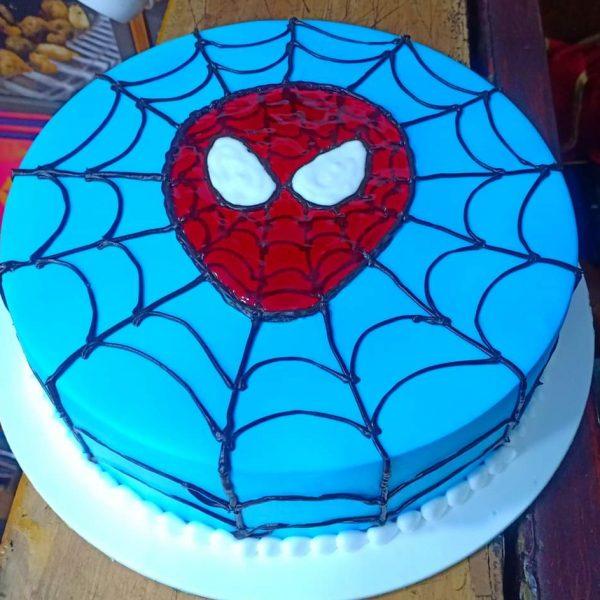 Spider man Cake in Asansol